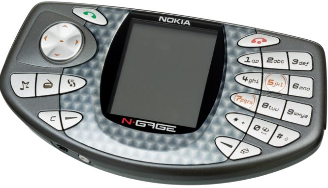 фотография телефона Nokia N-Gage