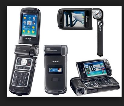 фото телефона Nokia N93