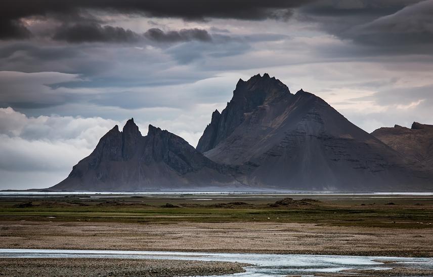 Виды Исландии, подборка