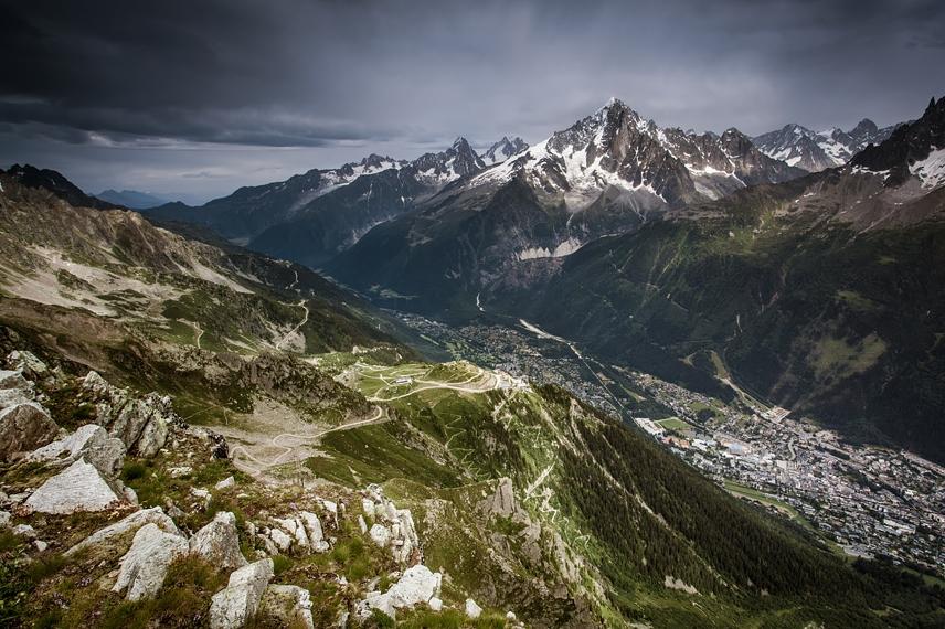 фото французских альп