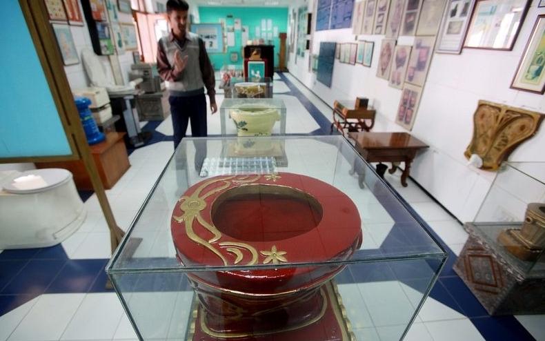 исторический музей посвященный туалетам