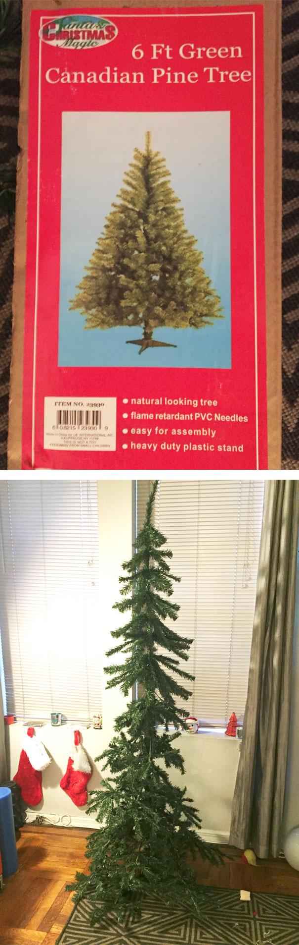 канадская искусственная елка