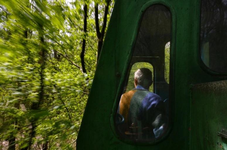 машинист поезда в Украине
