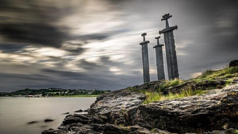 памятники в Норвегии