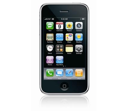 первый iphone фотография