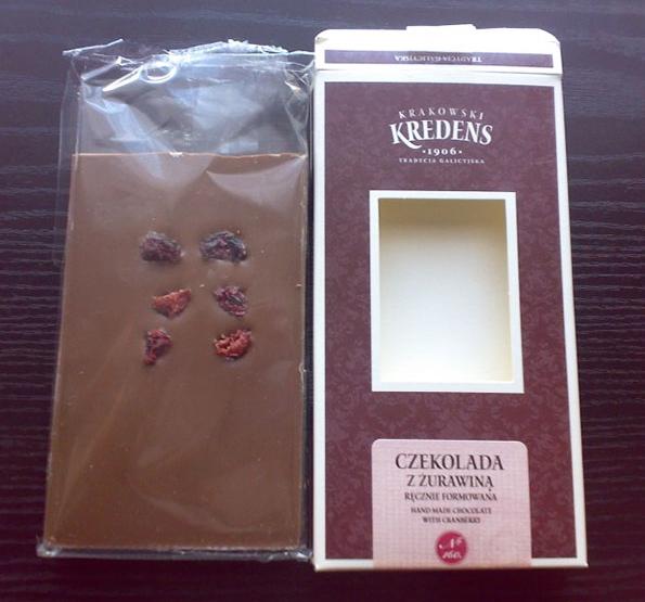 шоколадка и орехи