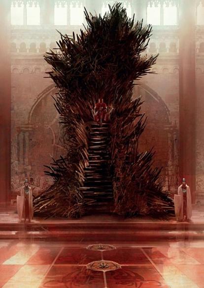 первый вариант железного трона
