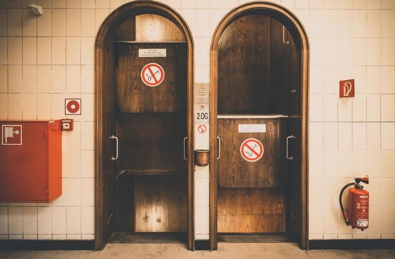 патерностер как разновидность лифта