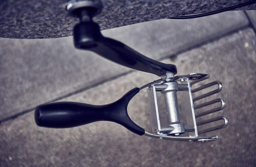 необычная педаль велосипеда