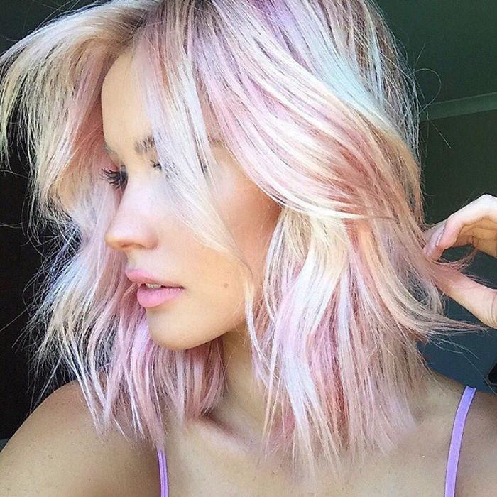 голография в окрашивании волос