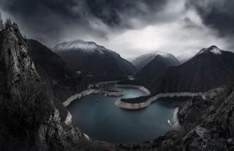 фотографии гор Болгарии