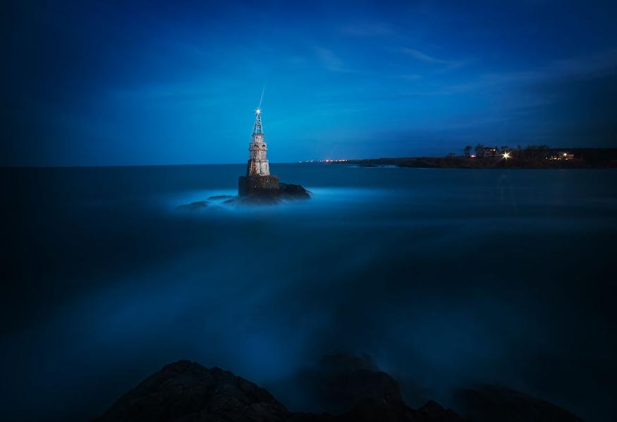 маяк в Болгарии