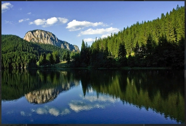 фото Красного озера