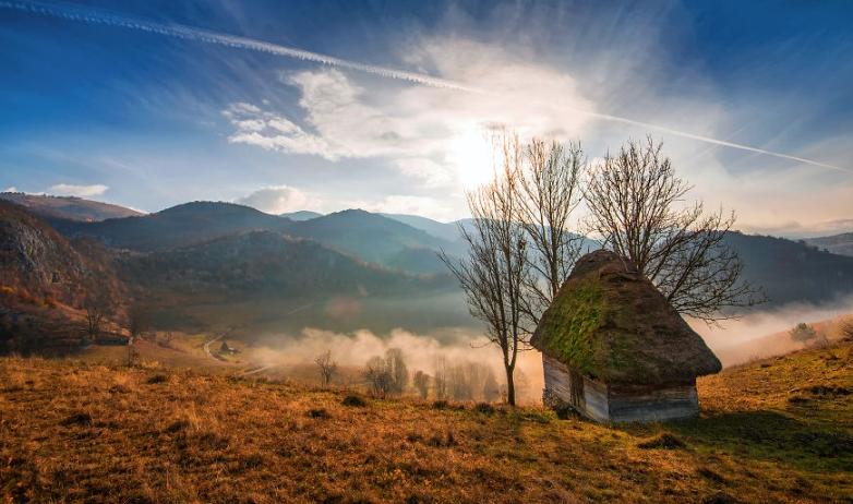 Необычные виды Трансильвании