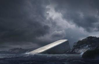 первый подводный ресторан Европы