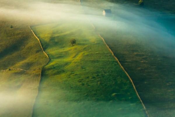 фото пейзажей Румынии