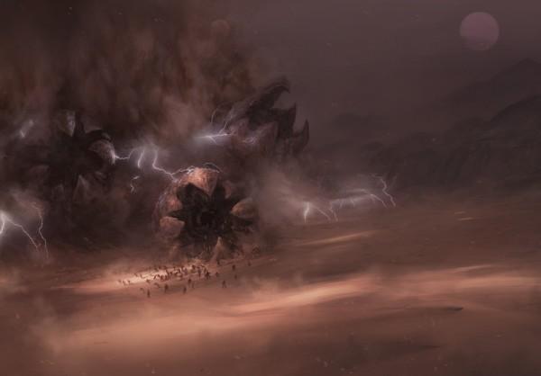 рисунки к дюне