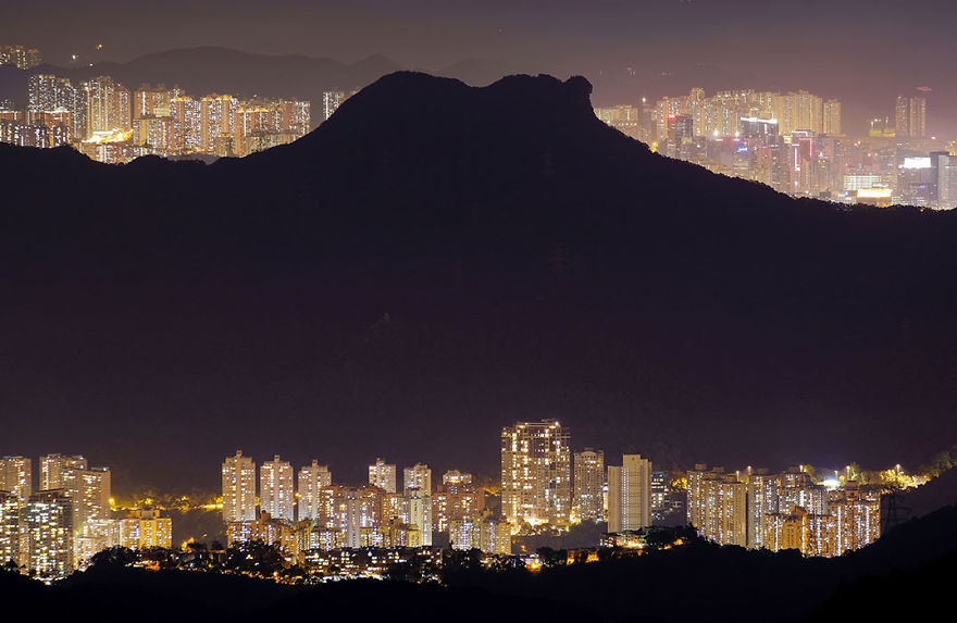 фотки Гонконга