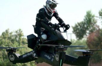 летающий мотоцикл фото