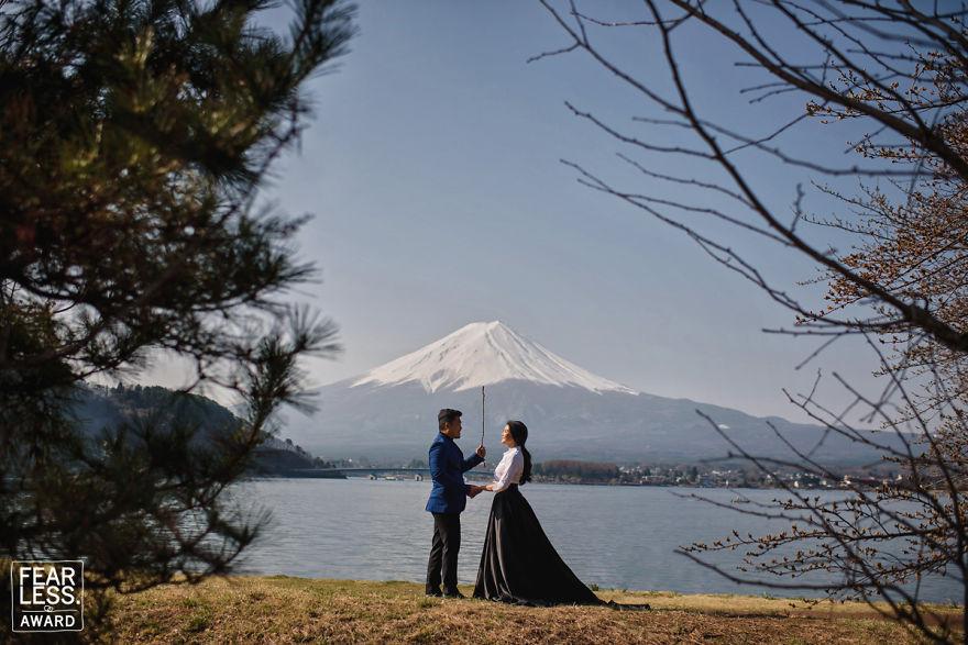 свадебные фото 2018