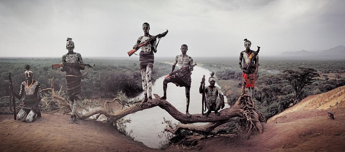 племя каро фото