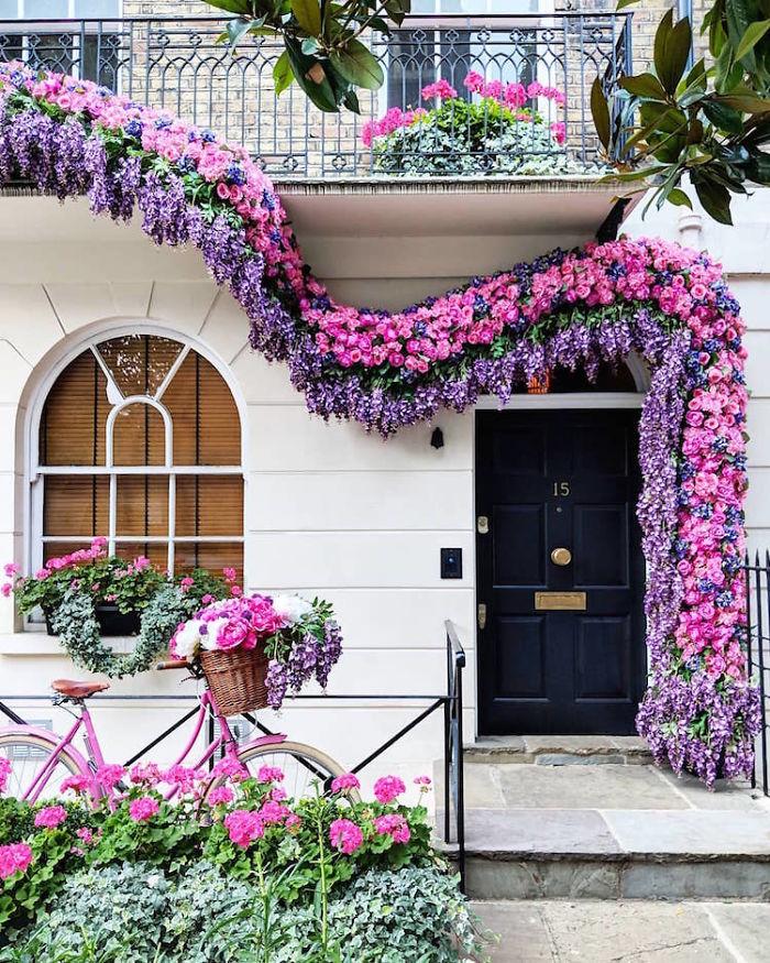 фото лондонской двери