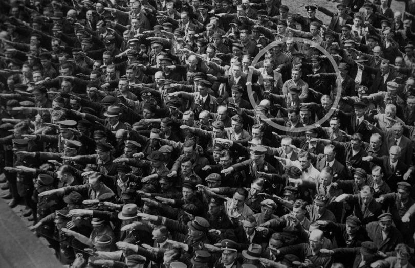 фото в нацисткой Германии