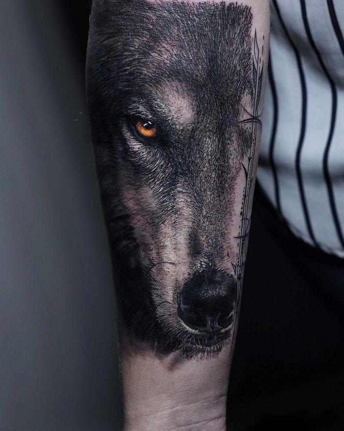 фото необычных татуировок
