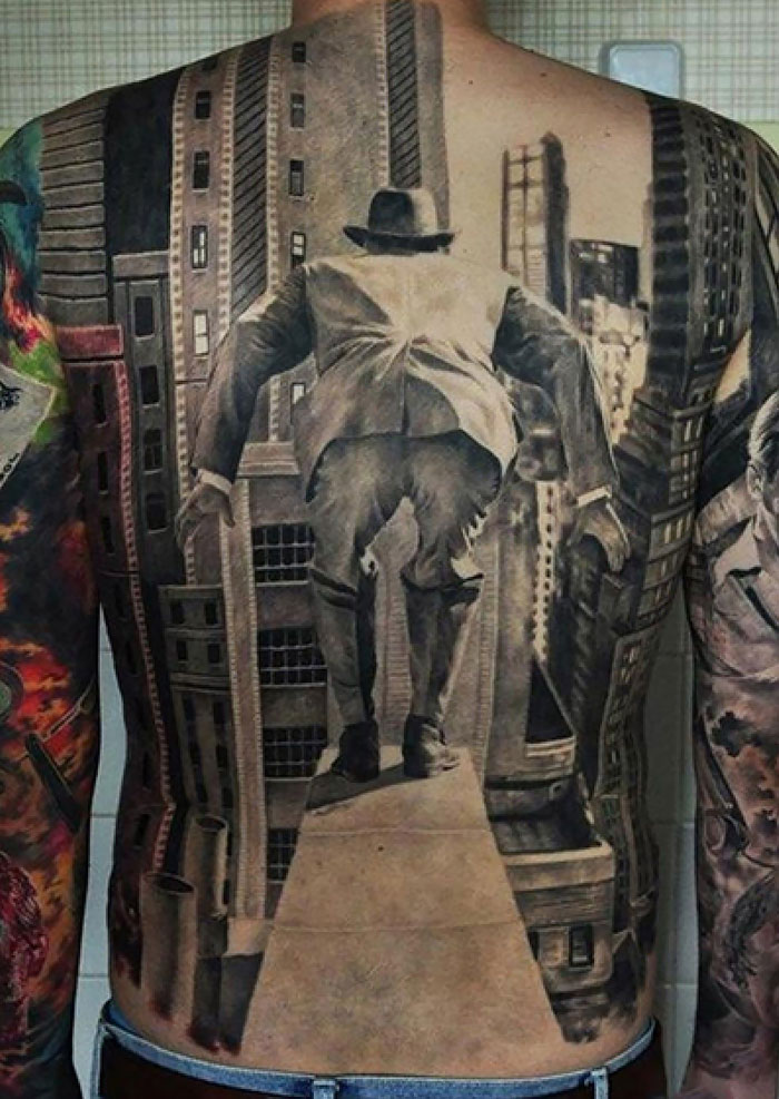 татуировка со смыслом