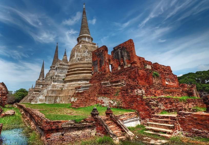 Phra Si Sanphet foto