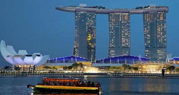 фото из Сингапура