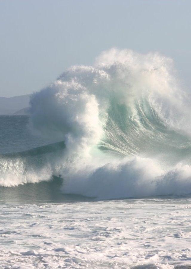 красивое фото волн