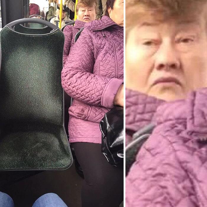 лицо, когда одинаковая одежда