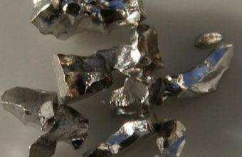 иридий фото металла