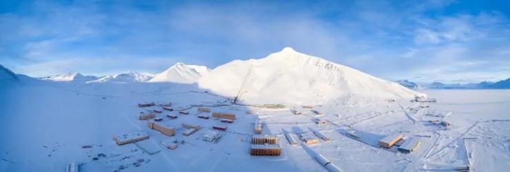 поселок пирамида фото