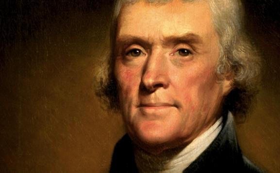 Томас Джефферсон изображение