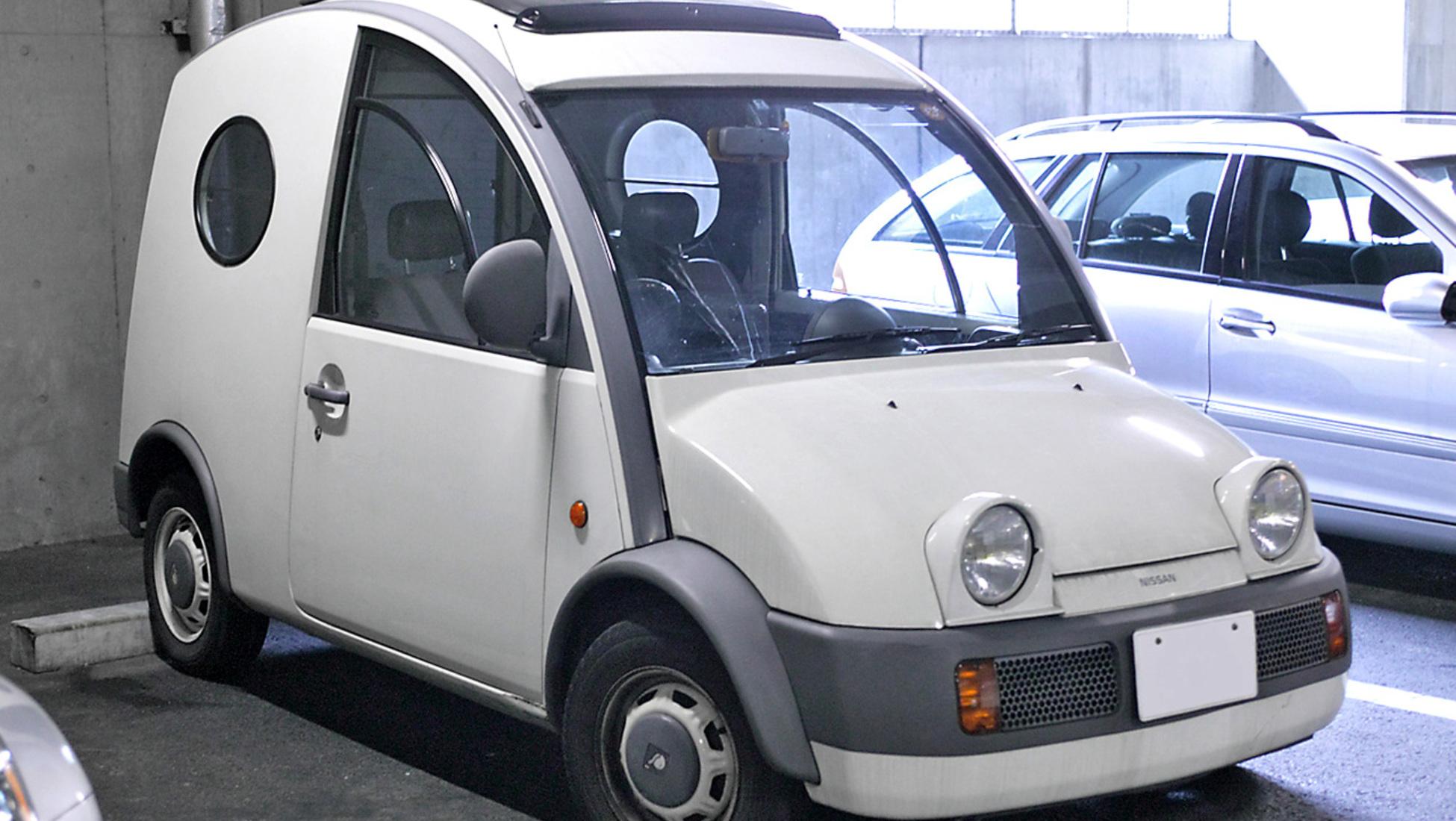 фотка Nissan S-Cargo