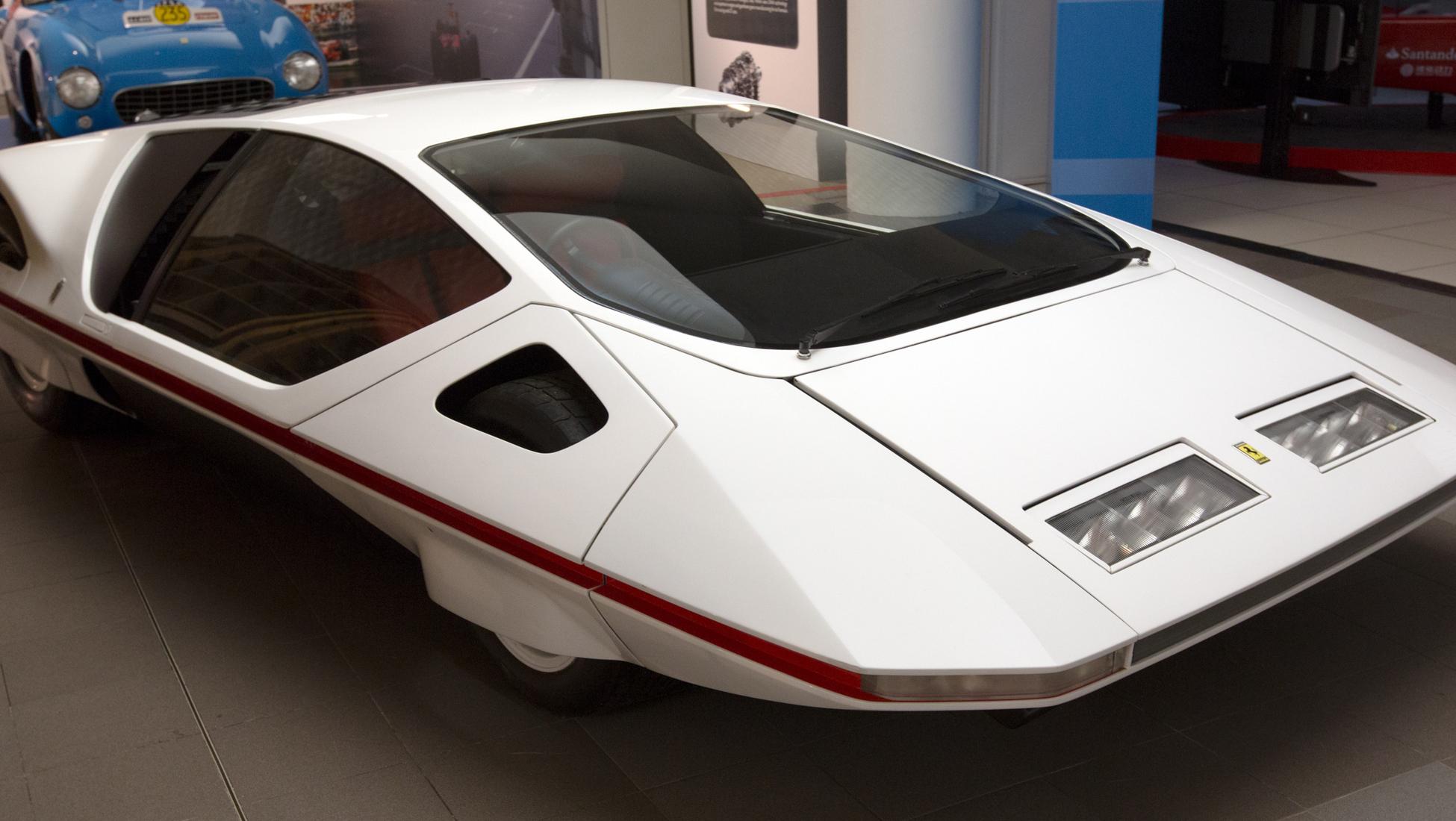 фото Ferrari 512S Modulo