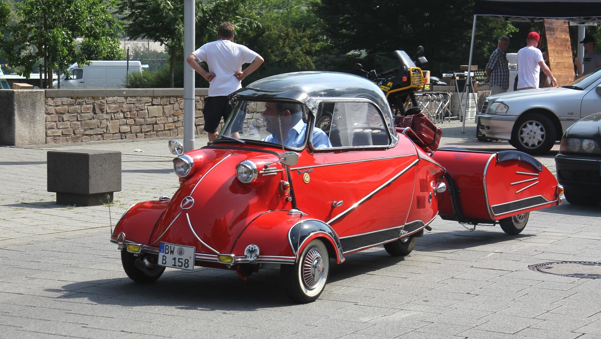 фото Messerschmitt KR200