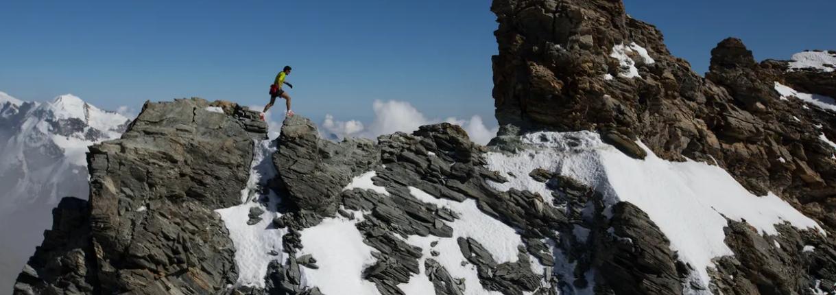бег по горам