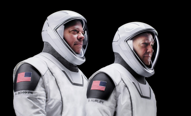 фото астронавтов сша