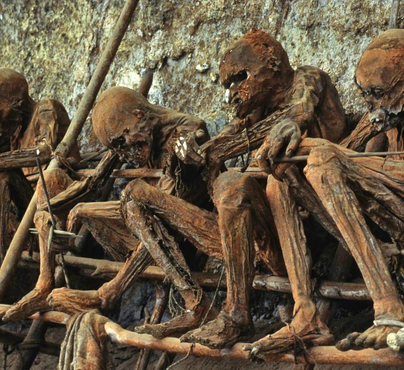 мумии ангу