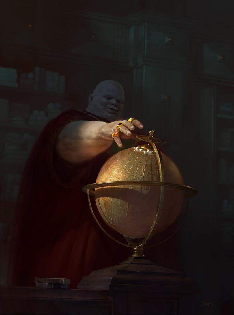 барон харконен картинка