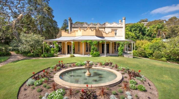дом-музей в австралии