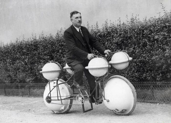 велосипед амфибия фото