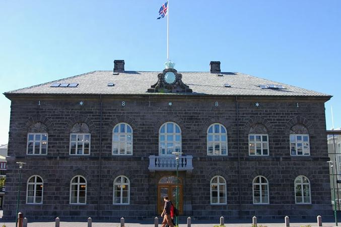 альтинг исландия фото
