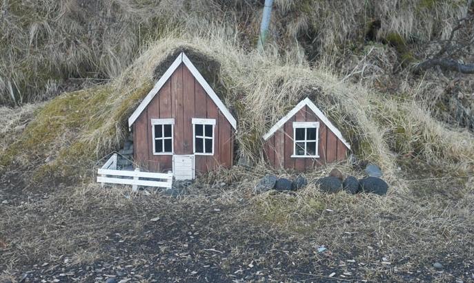 домики эльфов исландия