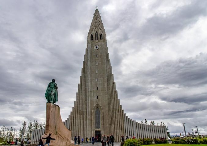 фото столицы исландии
