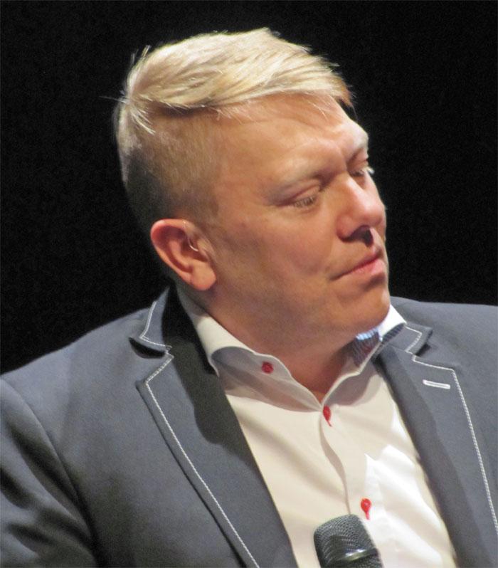 Йон Гнарр фото