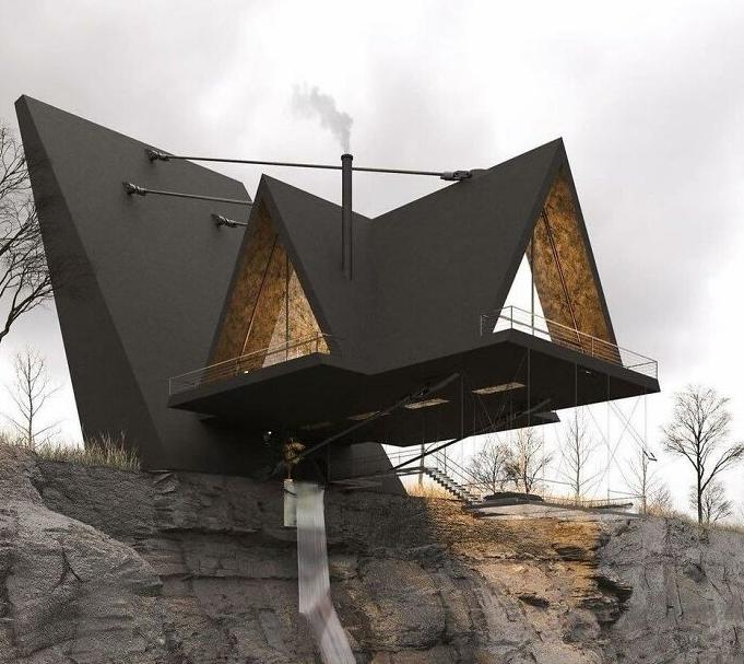 Архитектурные провалы фото